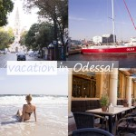 vacation in Odessa