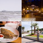 Summer weekend in Odessa