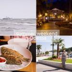 Summer weekend in Odessa