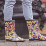 these boots are made for rain
