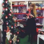 благотворительный Рождественский  магазин