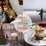 New Year in Odessa