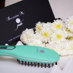 Jade Hair Straightening Brush