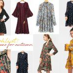 wishlist: dresses for autumn